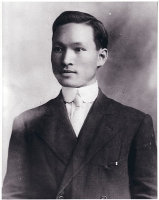 Reverend David Dae Wi Lee was one of the key members of the Hung Sa Dan and the Korean National Association. He was the editor of the Independence News and developed the first Korean character interchangeable type for printing newspaper.