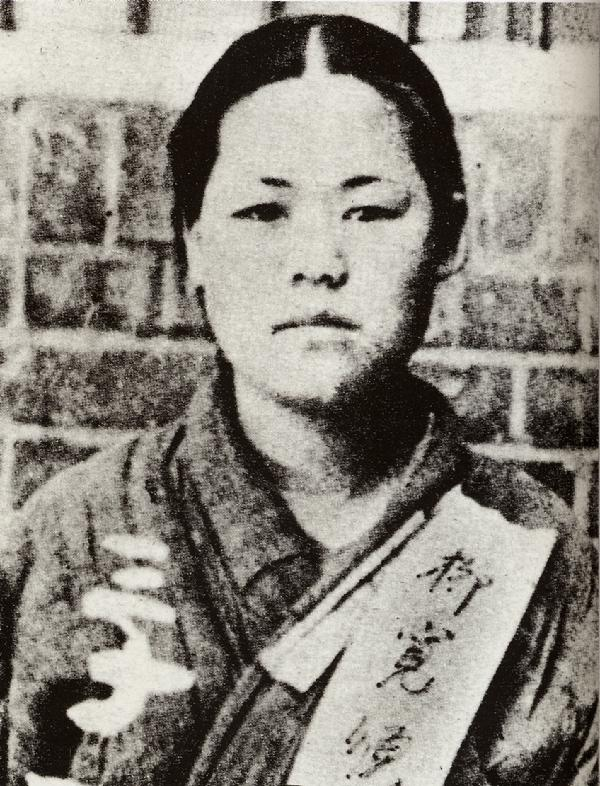 Yu Kwan Soon Prison Photo in Seoul, 1919 | She was a young teenage girl who led the March First Movement demonstrations in 1919. She was one of the strongest activists to rally the people to protest the Japanese rule of Korea. She was only 18 at the time and was arrested and imprisoned by the Japanese for her role in the anti-Japanese activities. After suffering for almost two years in a Japanese prison in Korea, she died from barbaric tortures by the Japanese savages. Today, she is considered as Korea's Jean d'arc.