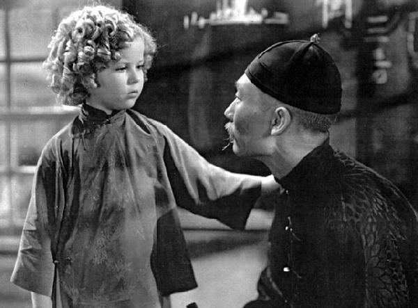 Stowaway - Philip Ahn with Shirley Temple