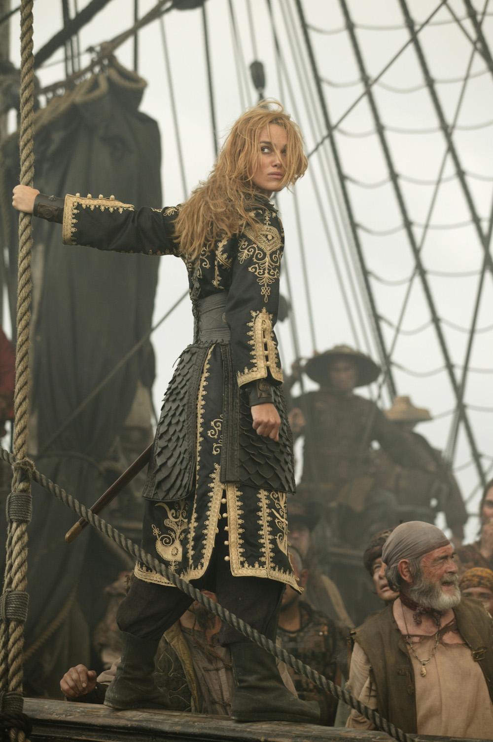 Elizabeth, Pirate Queen.