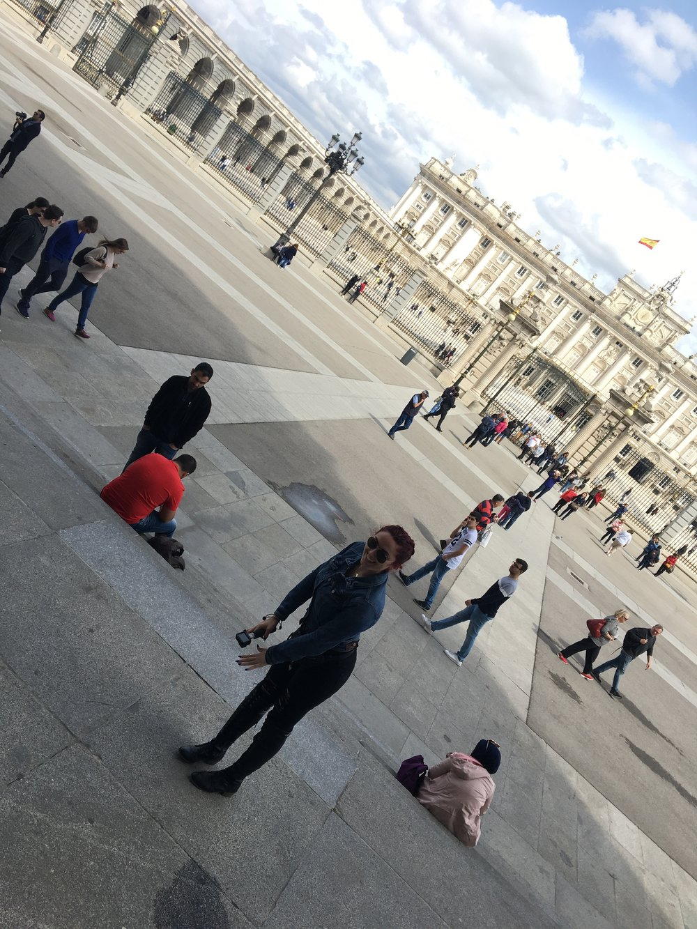 Royal Palace - Madrid Day Dos