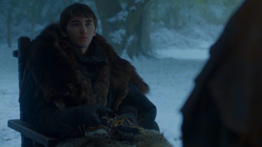 The lesson here: don't expect Bran to keep the Bath and Body Works candles you gave him for Christmas because he'll just re-gift them to his aunt a week later #eyeroll.