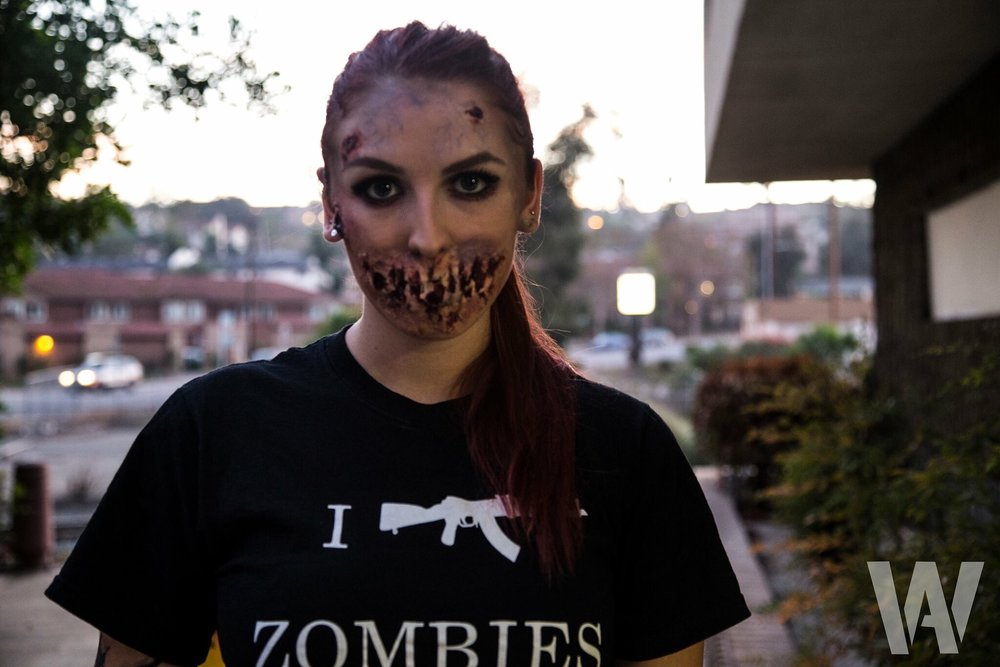Promo for  Scouts Guide to the Zombie Apocalypse \  Photo: Jamie Tompkins