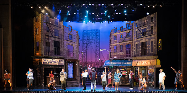 """In the Heights"" Company 