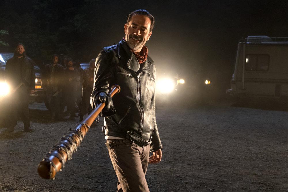 Jeffrey Dean Morgan as Negan | The Walking Dead