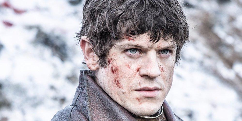 Iwan Rheon as Ramsay | Game of Thrones  Season 6