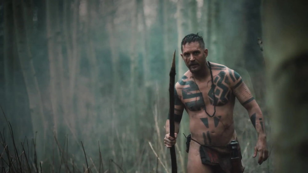 Tom Hardy as James Delaney | Taboo