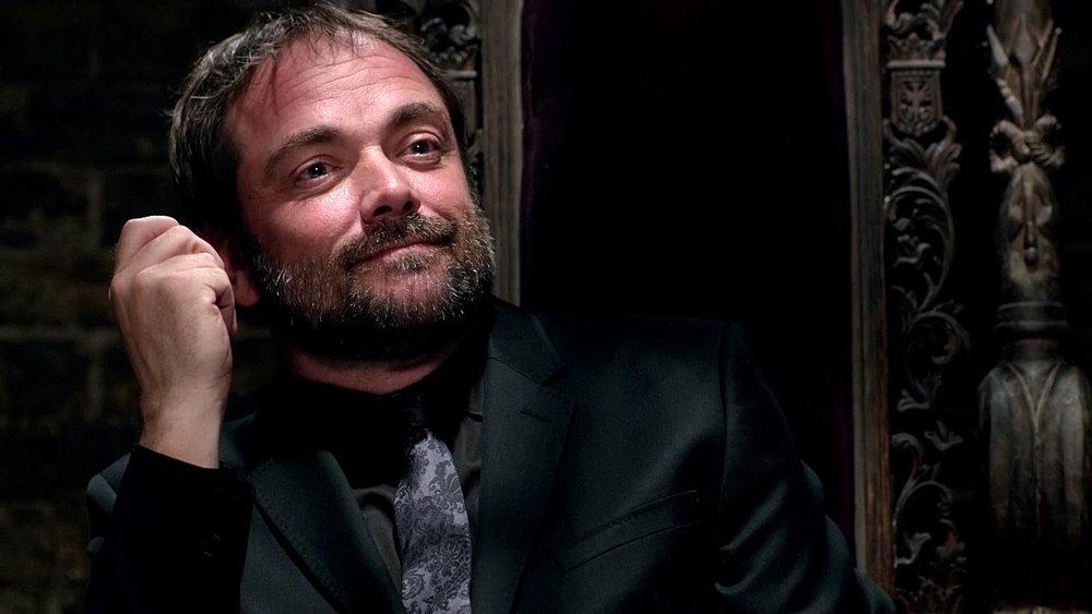 Mark Sheppard as Crowley | Supernatural