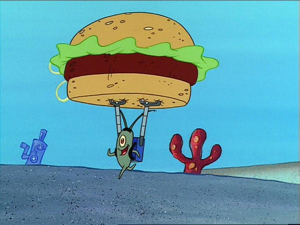 Plankton | Spongebob Squarepants