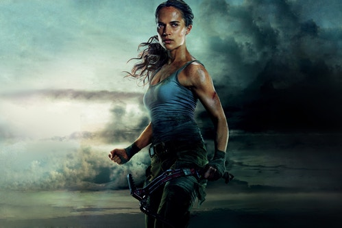 Alicia Vikander / Paramount Pictures