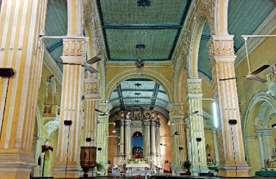 圖為聖奧斯汀教堂