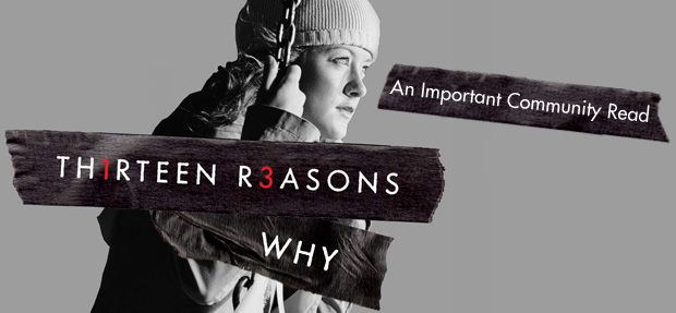 """Thirteen Reasons Why"" by Jay Asher - 400 PHP"