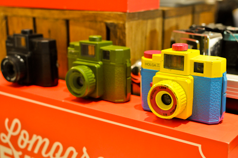Team Manila Lifestyle Lomography Cameras 2,000 - 4,000 PHP