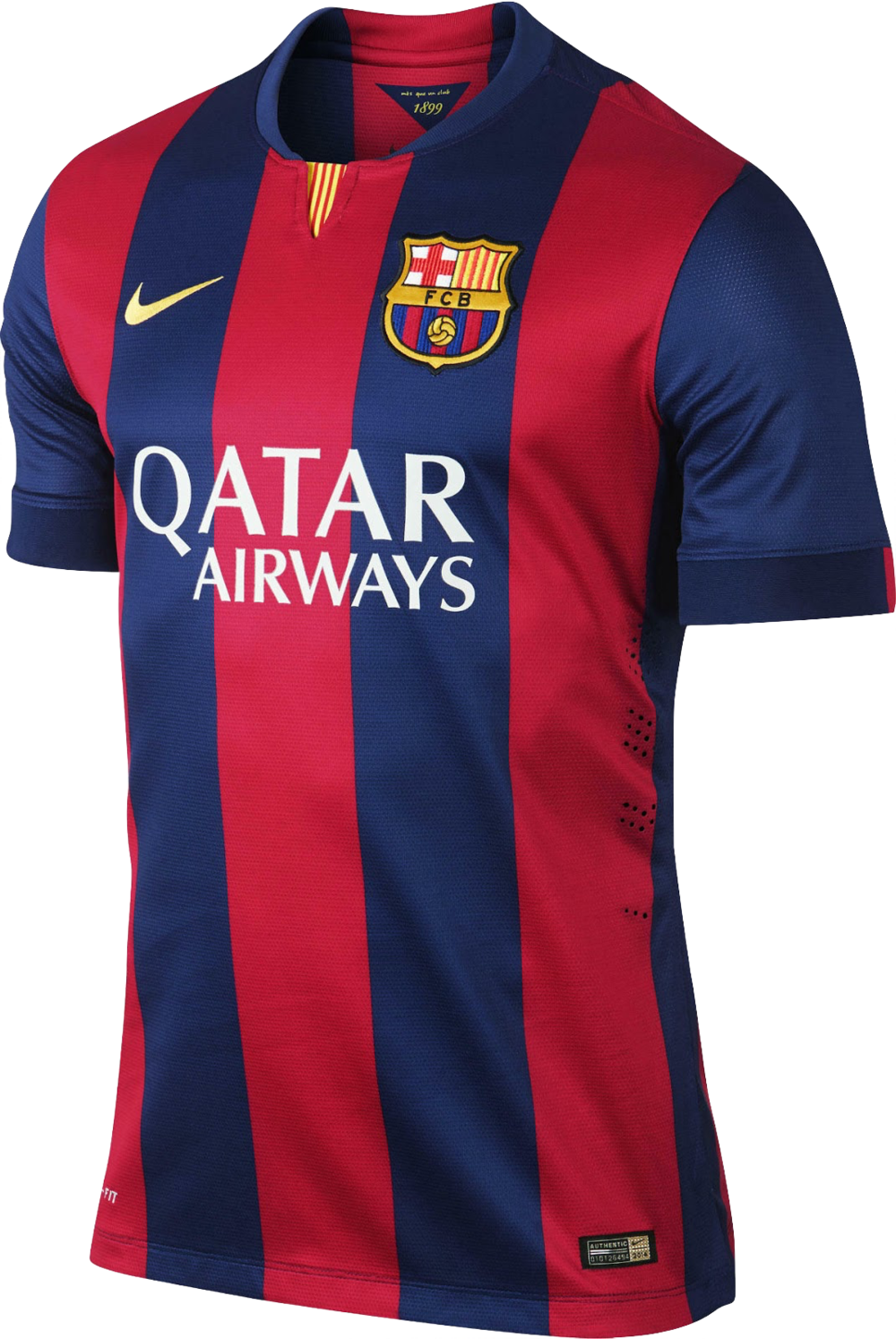 Nike Barcelona Jersey  - 5,000 PHP