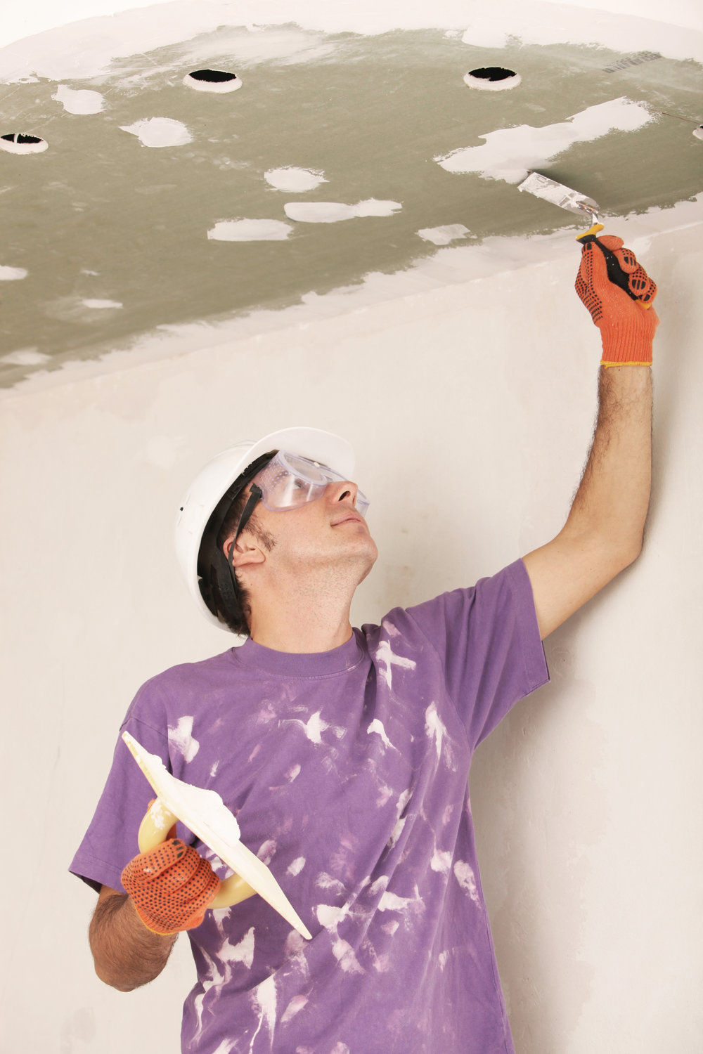 CEILING REPAIR (WE DO POPCORN CEILINGS TOO)