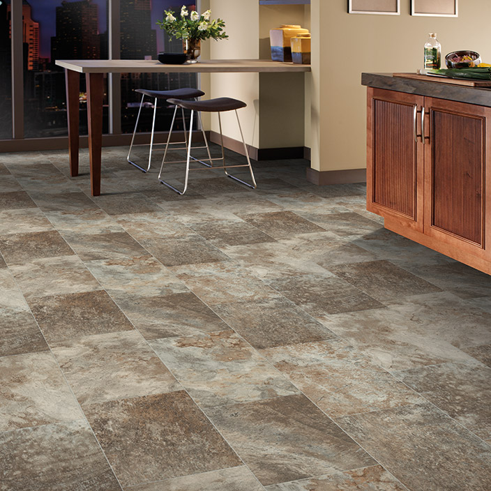 The look of tile for your kitchen