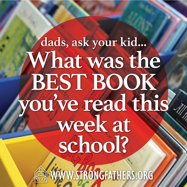 What was the best best book you read this week at school?