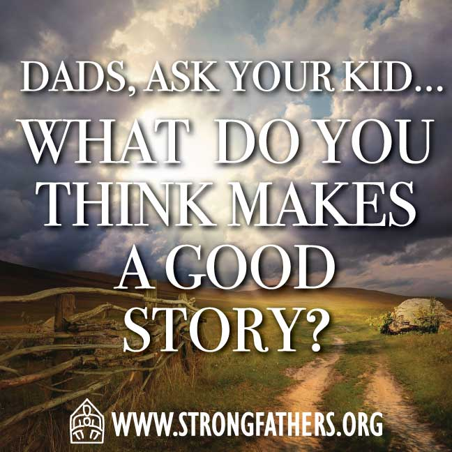 What do you think makes a good story?