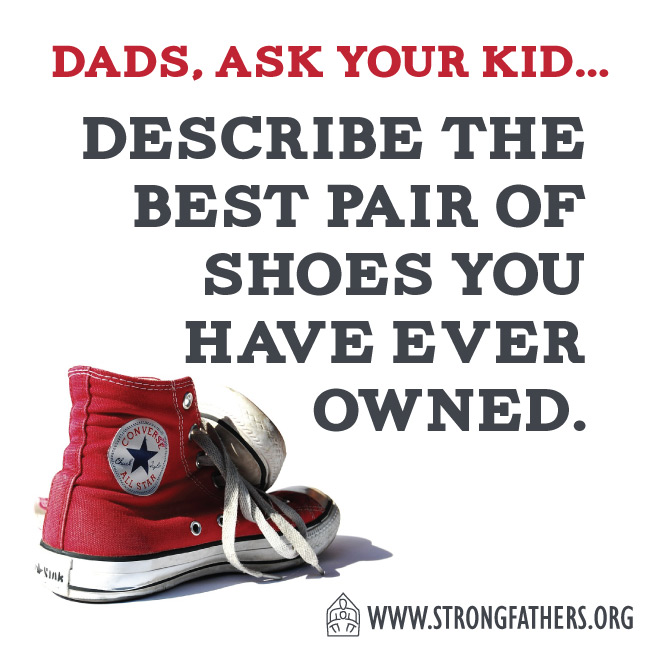 Describe the best pair of shoes you have ever owned.