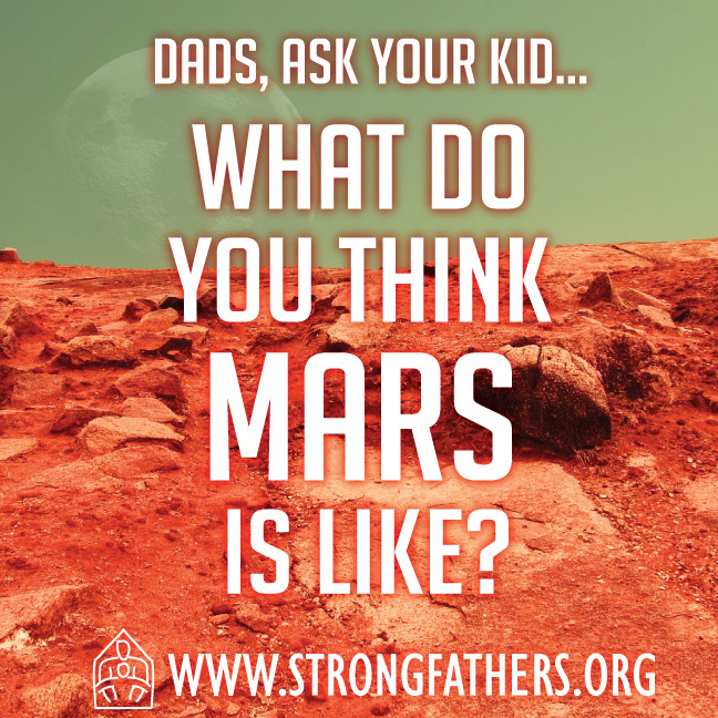 What do you think Mars is like?