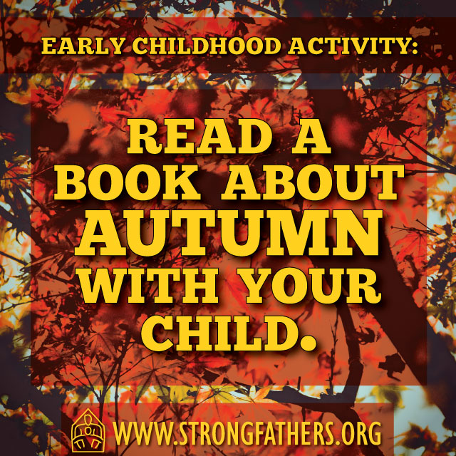 Read a book about autumn