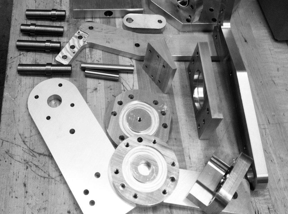 Robotic Components