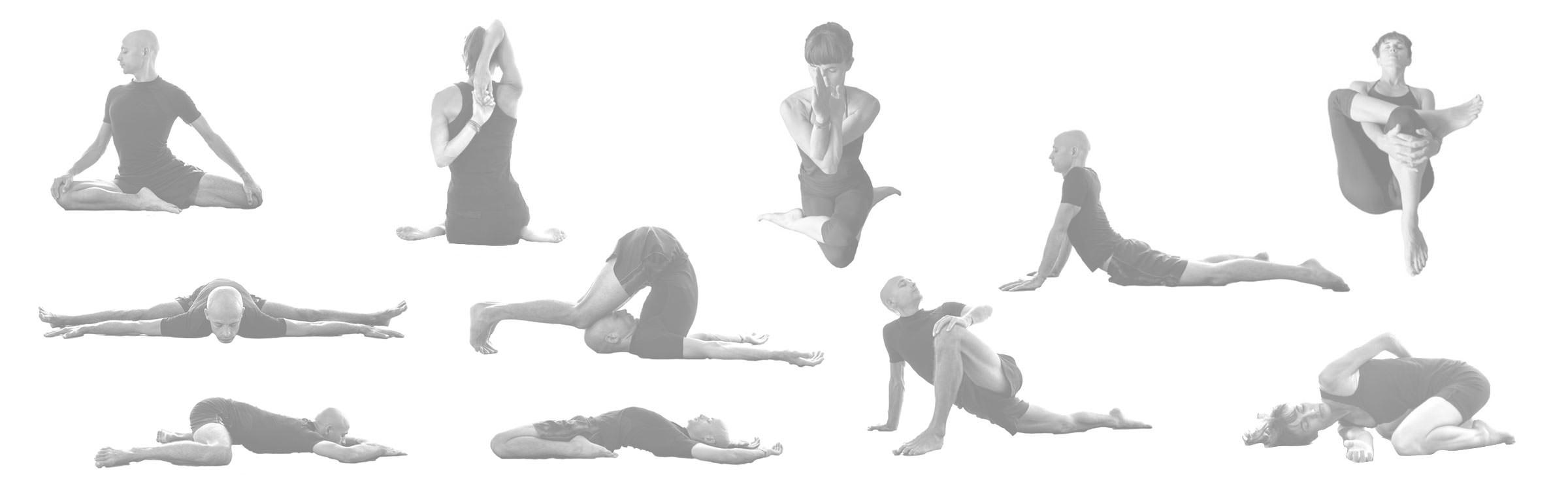 Seal Pose — With Yin Yoga