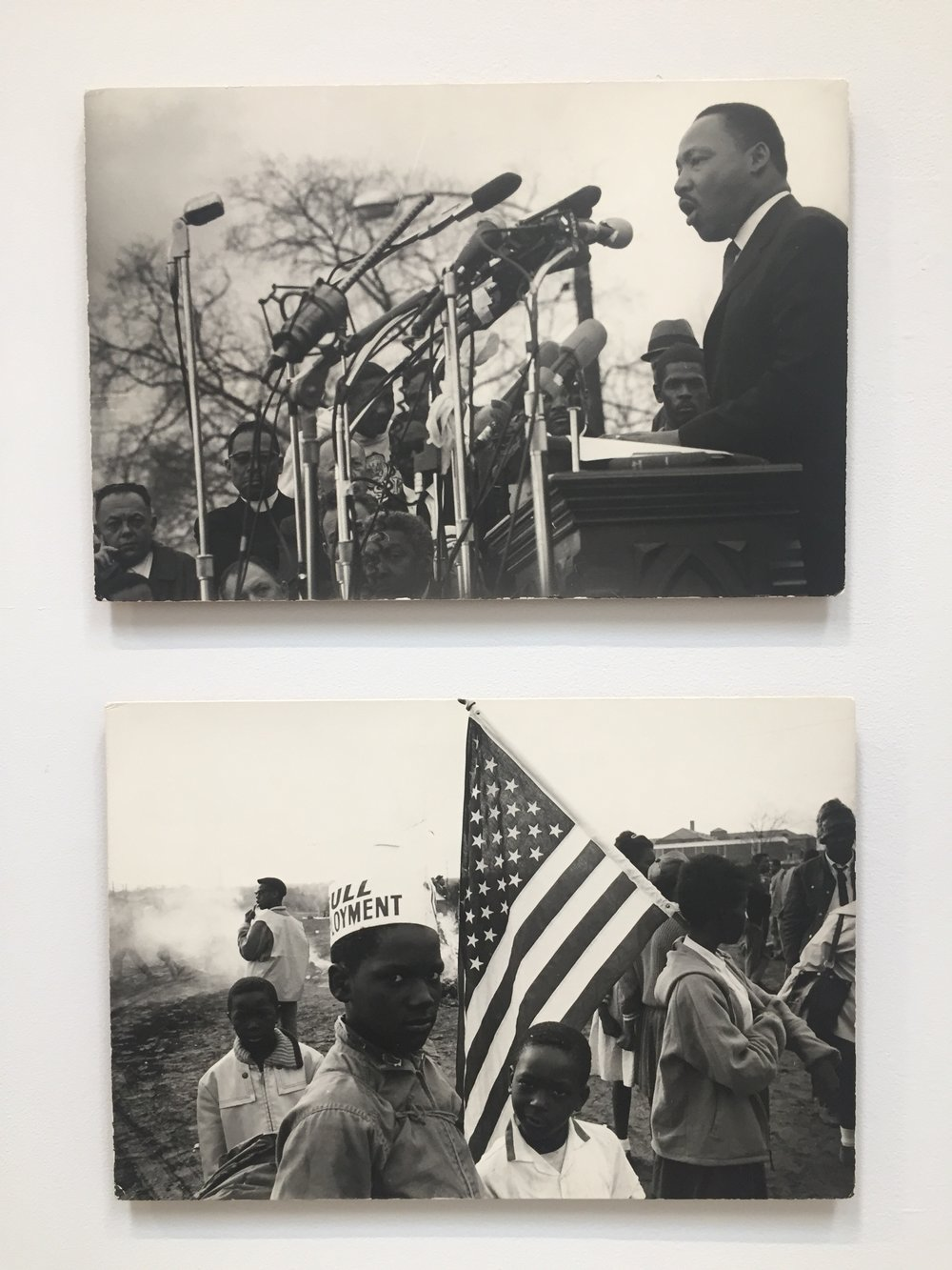 Civil Rights Movement Photos by Dennis Hopper