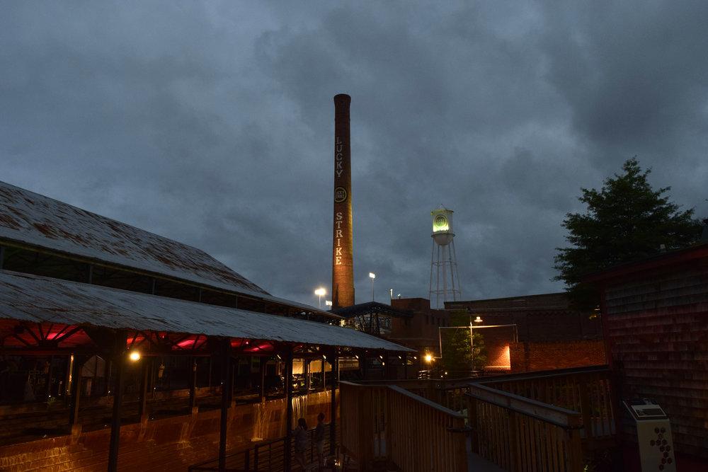 American Tobacco, Durham NC