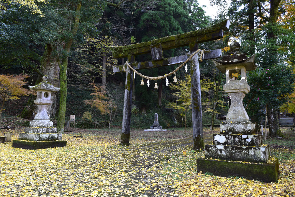 A Shrine in Oita, Kyushu, Japan, 2018 JFA III