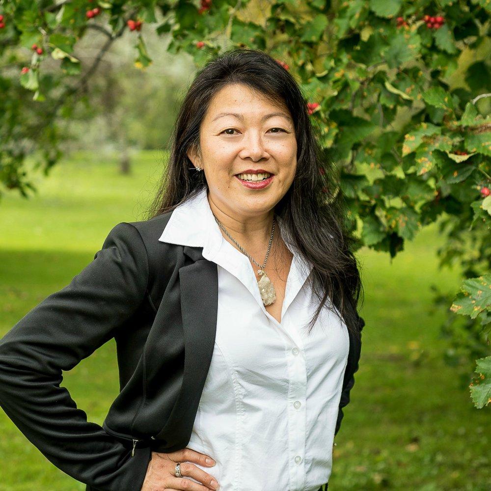 Janet, VP Sponsorship