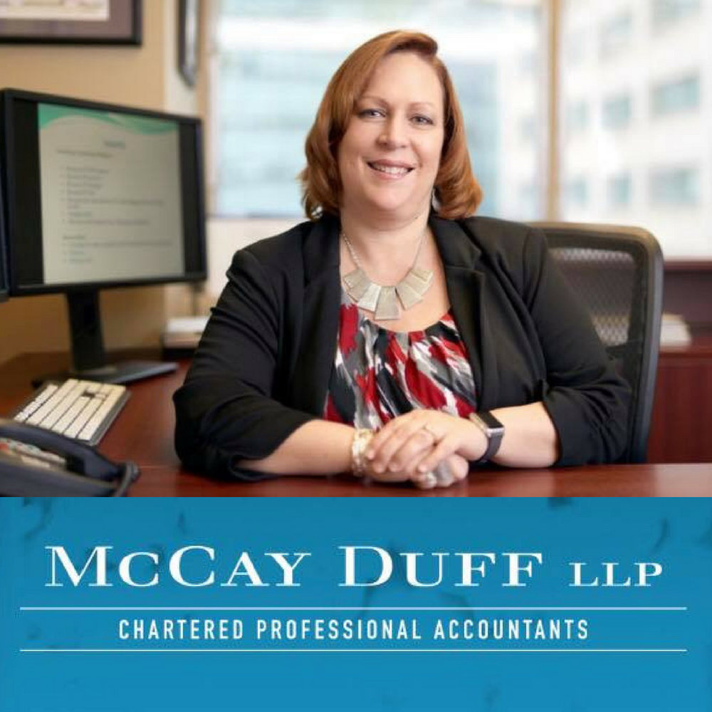 April Wheeler, CPA, CGA from McCay Duff LLP has graciously sponsored a hole at the golf tournament. April supports and participates in so many local events, she an asset to our community! Thank you for your support and financial commitment.
