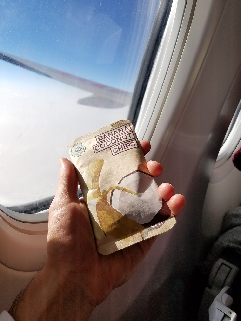 In-flight Snacking