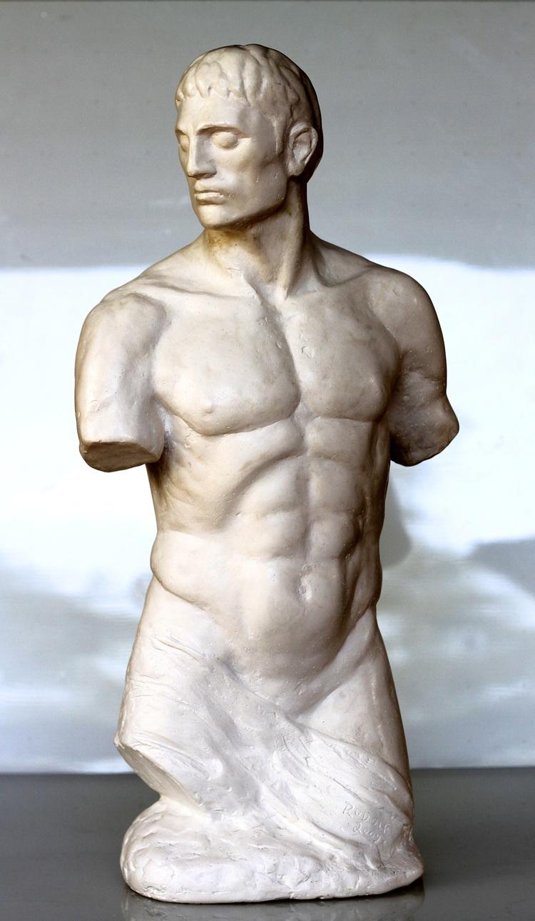 RUDOLF SOKOLOVSKI x Gladiator Cast Stone 24 inches
