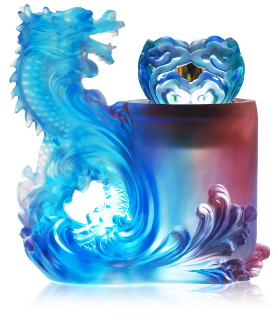 ESTEBEL  Kazyrute Blue Dragon Natural Diffuser in Lazurite