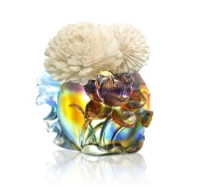 ED. PINAUD  Prosperity Wood Flower Natural Diffuser in Lazurite