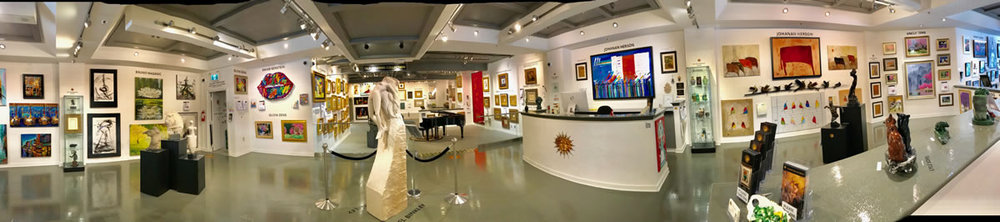 LeSoleil Fine Art Gallery - Main Floor 1