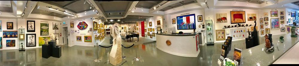 LeSoleil Fine Art Gallery - Main Floor 1