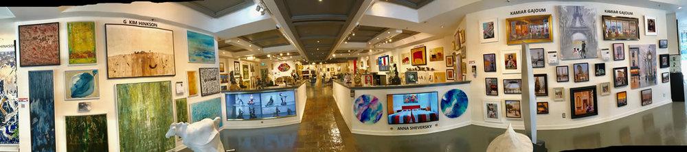 LeSoleil Fine Art Gallery - Main Floor 2