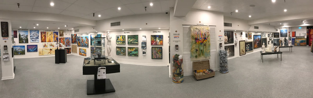 LeSoleil Fine Art Gallery - Downstairs 3