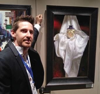 DAVID SHEPHERD, ARTIST