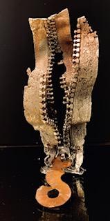 MIAAD ESHRAGHI  Confusion Original Sculpture 8 X 6
