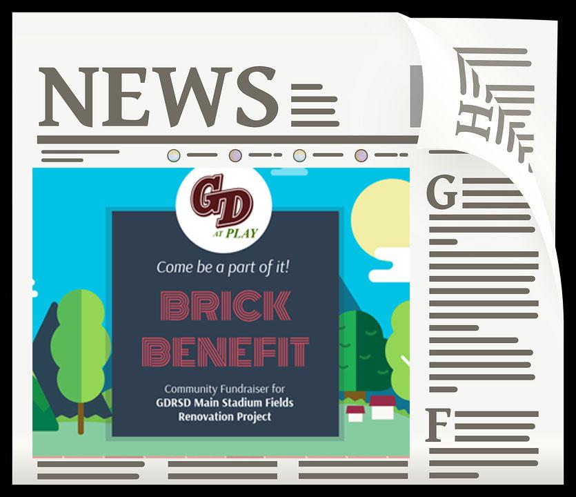 FOR IMMEDIATE RELEASE!News:GDatPlay Brick BenefitNews:GDatPlay Summer Update -