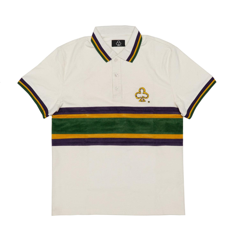 cebb97d2 Mardi Gras Short Sleeve Rugby Shirt – EDGE Engineering and ...