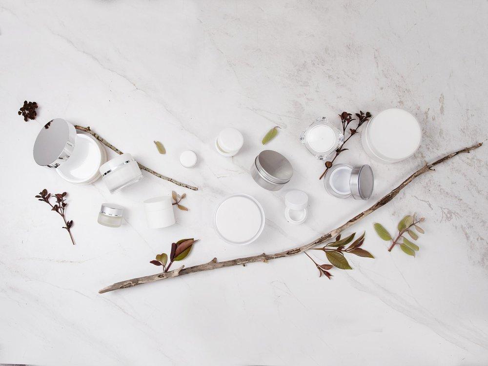 Cosmetic Jars