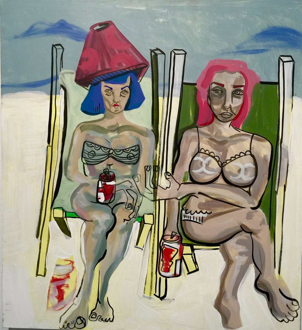 "Hunting Season: BEACH AND ""BUDS"", 2015"
