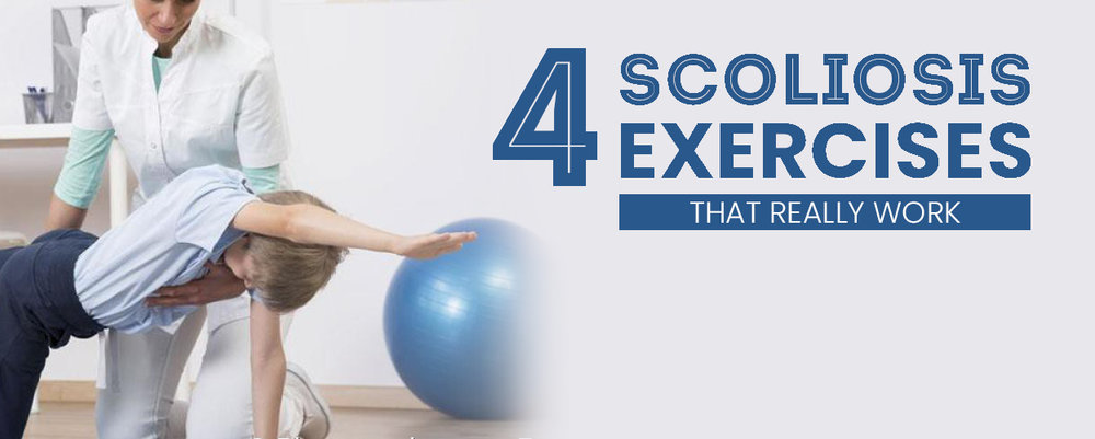 4 Scoliosis Exercises that Really Work