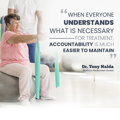 When everyone understands what is necessary for treatment accountability is much easier to maintain.