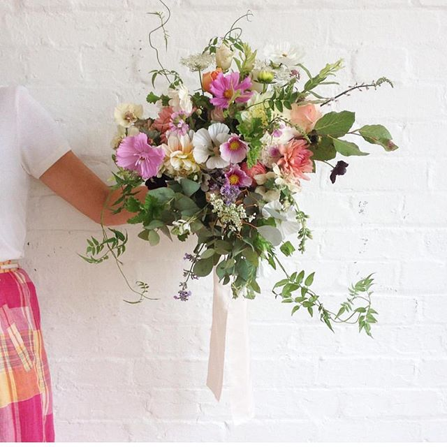 Bouquet inspo via @flowersociety