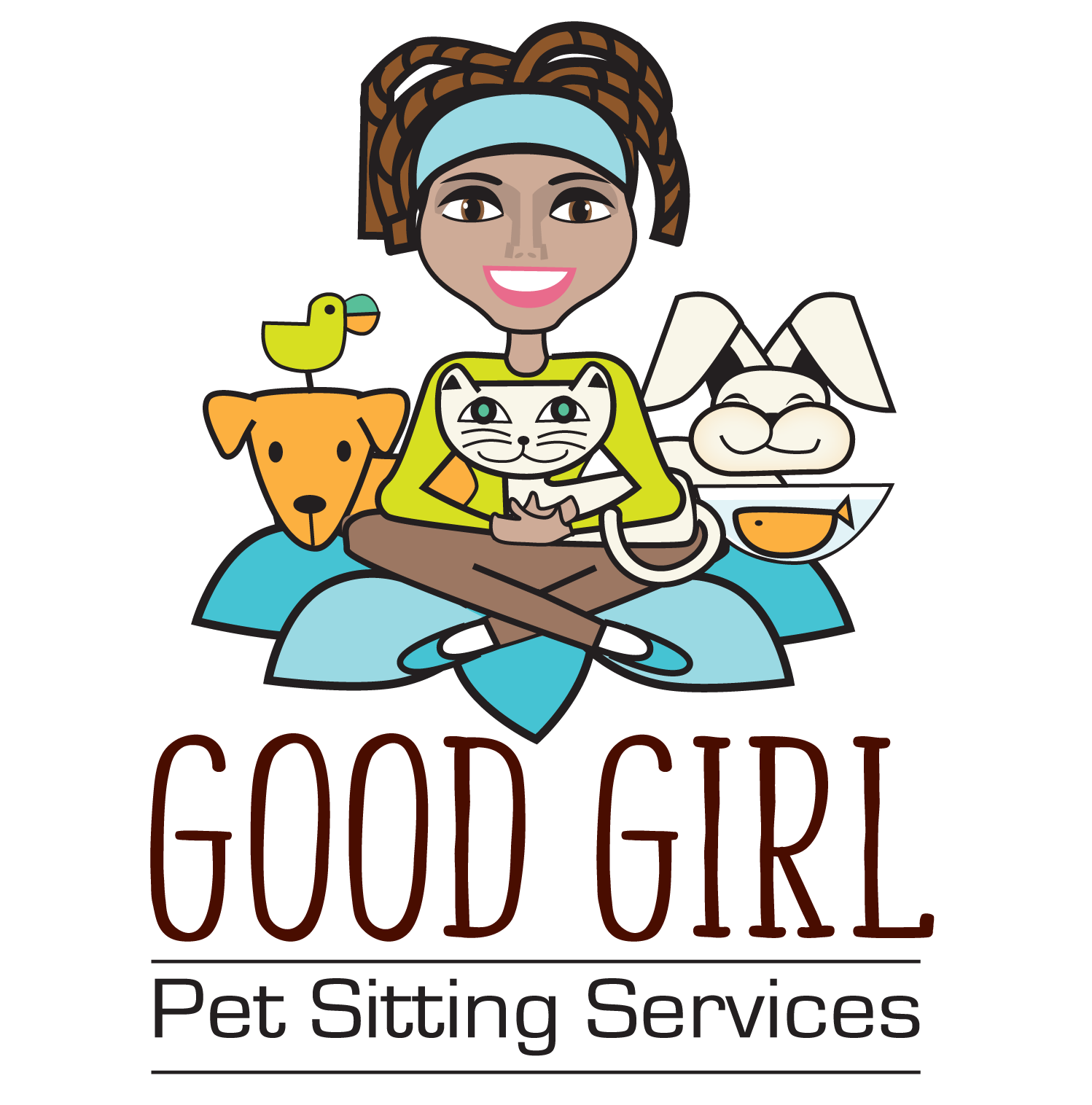 Good Girl Pet Sitting Services